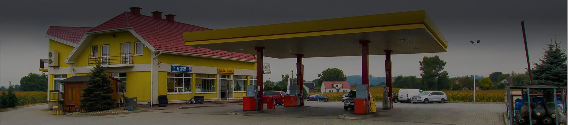 Stacja paliwowa